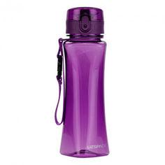 Акция на Бутылка для воды UZSPACE 6006 500 мл, фиолетовая от Allo UA