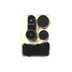 Акция на 3в1 фишай, широкоугольная, макролинза для телефона от Allo UA