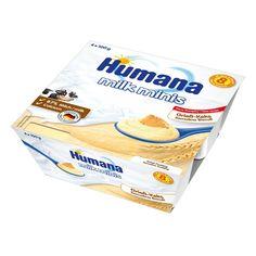 Акция на Манный пудинг с печеньем 400 г 273536 ТМ: Humana от Antoshka
