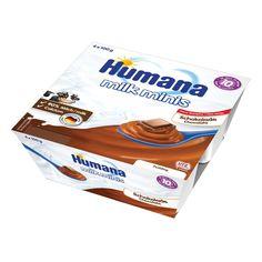 Акция на Пудинг шоколадный 400 г 273512 ТМ: Humana от Antoshka