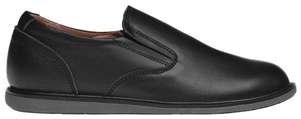 Акция на Туфли кожаные Konors 884п/3/7-183C 36 24 см Черные (2000000094557) от Rozetka