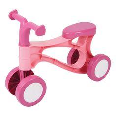 Акция на Мой первый скутер LENA розовый 7166 ТМ: LENA от Antoshka
