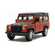 Акция на Автомодель Bburago LAND ROVER DEFENDER 110, 1:32 (в ассорт.) 18-43029 ТМ: Bburago от Antoshka