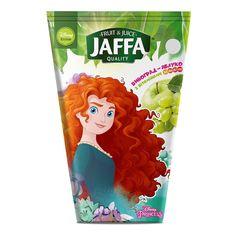 Акция на Сок Jaffa Принцессы Виноградно-яблочный  ТМ: Jaffa от Antoshka
