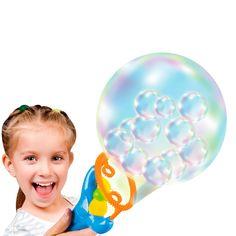 Акция на Набор Wanna Bubbles Пузырьки в пузырьке синий BB118-2 ТМ: Wanna Bubbles от Antoshka