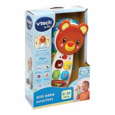 Акция на Развивающая игрушка Vtech Телефон (рус) 80-502726 ТМ: VTech от Antoshka