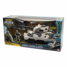 Акция на Игровой набор Chap mei Desert Tank Cолдаты 545058 ТМ: Chap mei от Antoshka