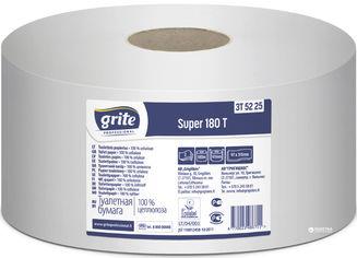 Акция на Туалетная бумага Grite Super 571 отрыв 2 слоя 12 рулонов (4770023486711/4770023345711) от Rozetka