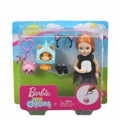 Акция на Кукла Barbie Chelsea Сказочный наряд (в ассорт) GHV69 ТМ: Barbie от Antoshka
