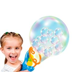 Акция на Набор Wanna Bubbles Пузырьки в пузырьке оранжевый BB118-3 ТМ: Wanna Bubbles от Antoshka