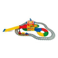 Акция на Игровой набор Wader Play Tracks Вокзал 51520 ТМ: Wader от Antoshka