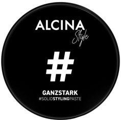 Паста для укладки волос Alcina #Ganzstark style сверхсильная фиксация 50 мл (4008666144362) от Rozetka