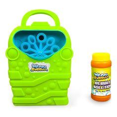 Акция на Набор Wanna Bubbles Баббл генератор зеленый BB168-1 ТМ: Wanna Bubbles от Antoshka