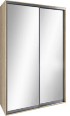 Шкаф-купе Феникс FM007867 Зеркало 200 x 60 x 240 см двухдверный Дуб сонома от Rozetka