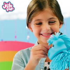 Акция на Интерактивная игрушка Jiggly Pup Единорог голубой JP002-WB-BL ТМ: Jiggly Pup от Antoshka