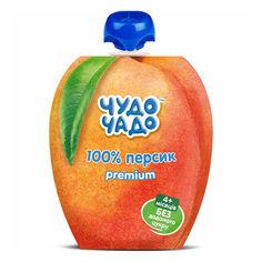 Акция на Пюре Чудо-Чадо из персика без сахара 90 г 7060 ТМ: Чудо-Чадо от Antoshka
