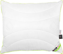 Акция на Подушка Sonex c Тинсулейтом Aloe Vera 3М Thinsulate/Полиэфирные шарики AirFill 70х70 см (SO102042) от Rozetka