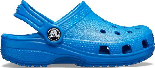 Сабо Crocs Kids Jibbitz Classic Clog K 204536-4JL-C9 25-26 15.7 см Синие (191448353039) от Rozetka