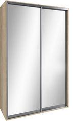 Шкаф-купе Феникс FM007861 Зеркало 140 x 60 x 240 см двухдверный Дуб сонома от Rozetka