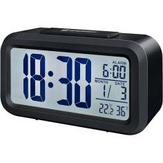 Акция на Настольные часы BRESSER Mytime Duo Black (8010010) от Foxtrot