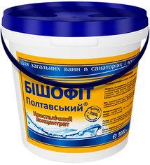 Средство для ванн Bisheffect Бишофит Полтавский Кристаллический концентрат 5000 мл (4820169900418) от Rozetka