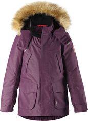 Акция на Зимняя куртка-пуховик Reima Ugra 531404-4960 122 см (6438429185628) от Rozetka