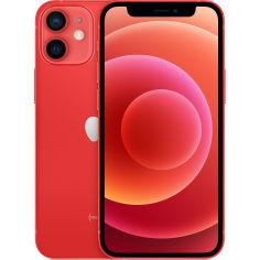 Акция на Смартфон APPLE iPhone 12 mini 128GB Red (9MGE53) от Foxtrot