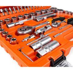 Акция на Набор инструментов Polax 94 предмета (25-021) от Allo UA