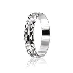Акция на Кольцо из серебра, размер 20.5 (855550) от Allo UA