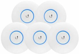 Акция на Точка доступу Ubiquiti UniFi AC Lite AP 5-Pack (UAP-AC-LITE-5) от Територія твоєї техніки