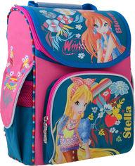 Рюкзак школьный каркасный 1 Вересня H-11 Winx mint для девочек 33.5x26x13.5 см 0.95 кг 12 л (555188) от Rozetka
