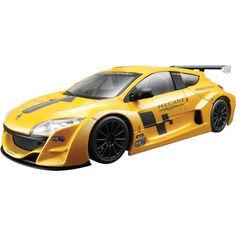 Акция на Коллекционная модель машины Renault Megane Trophy от Allo UA