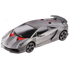 Акция на Масштабная модель Bburago (1:24) Lamborghini Sesto Elemento (18-21061) от Allo UA