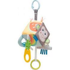 Акция на Развивающая игрушка-кубик Taf Toys Веселые Зверушки (12185) от Allo UA