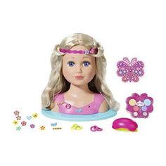 Акция на Кукла-манекен Baby Born Сестричка-фея с аксессуарами (829721) от Allo UA