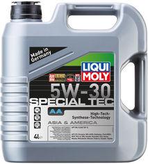 Акция на Моторное масло Liqui Moly Special Tec AA 5W-30 4 л от Rozetka