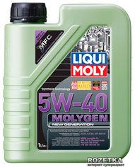 Акция на Моторное масло Liqui Moly Molygen New Generation 5W-40 1 л (9053) от Rozetka