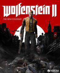 Акция на Wolfenstein II: The New Colossus для ПК (PC-KEY, русская версия, электронный ключ в конверте) от Rozetka