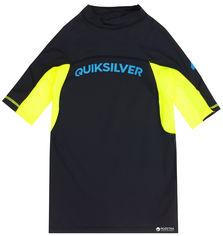 Футболка Quiksilver LaikraD-001-AAZG 152 см Черно-желтая (2000000773568) от Rozetka