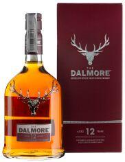 Акция на Виски Dalmore 12уо 0.7 л 40% в подарочной коробке (5010196111010) от Rozetka