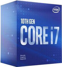 Акция на Процессор Intel Core i7-10700F 8/16 2.9GHz (BX8070110700F) от MOYO