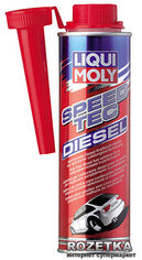 Акция на Комплексная присадка Liqui Moly Speed Tec Diesel для дизельного топлива 250 мл (3722) от Rozetka