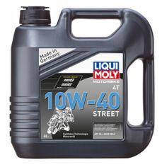 Акция на Моторное масло Liqui Moly Racing 4T 10W-40 HD 4 л (7512) от Rozetka