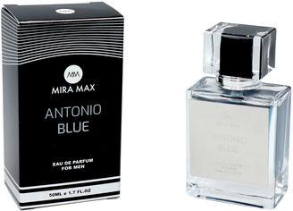 Акция на Парфюмированная вода для мужчин Mira Max Antonio Blue 50 мл (4820218791936) от Rozetka