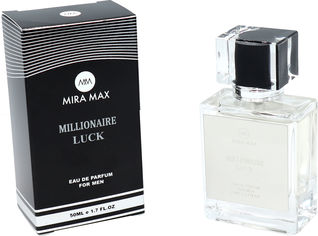 Акция на Парфюмированная вода для мужчин Mira Max Millionaire Luck 50 мл (4820218791325) от Rozetka