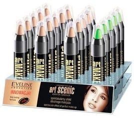 Акция на Корректирующие карандаши Eveline Art Make-Up 16 шт + 4 тестера (5901761945041) от Rozetka