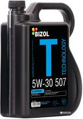 Акция на Моторное масло Bizol Technology 5W-30 507 5 л (B85821) от Rozetka
