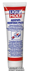 Акция на Паста Liqui Moly Auspuff-Montage-Paste монтажная для системы выхлопа 150 мл (3342) от Rozetka