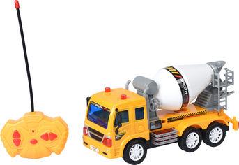 Акция на Машинка на радиоуправлении Same Toy City Бетоносмеситель (F1602Ut) от Rozetka
