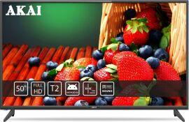 Акция на Телевизор AKAI UA50P19FHDS9 от Територія твоєї техніки